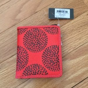 Fossil Leah bifold wallet
